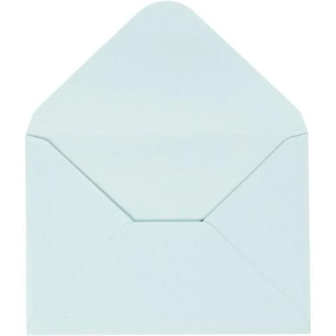 Kirjekuori, 110g, vaaleansininen, 10kpl/pkk