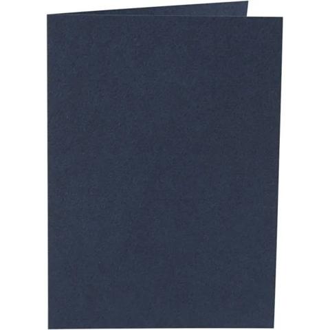 Korttipohja, 220g, sininen, 10kpl/pkk