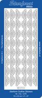 Ääriviivatarra, Kiekuraboordi