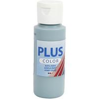 Plus Color, askartelumaali, 60ml, dusty blue
