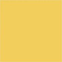 Plus Color, askartelumaali, 60ml, krookuksen keltainen