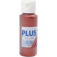 Plus Color, askartelumaali, 60ml, kupari