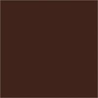 Plus Color, askartelumaali, 60ml, suklaanruskea