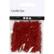 Kynttiläväri, punainen, 10g