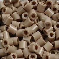 Nabbi- putkihelmet, beige, 1100kpl  (32248)(6)