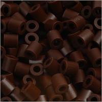Nabbi- putkihelmet, ruskea, 1100kpl (32229)