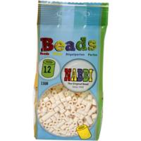 Nabbi- putkihelmet, vaalea beige, 1100kpl (32251)(12)