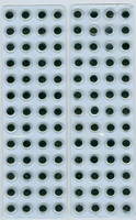 Liikkuvat, tarrasilmät, 8mm x 104kpl