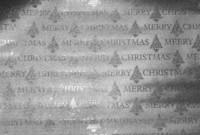 Hologrammipaperi, Merry Christmas, hopea, 5 arkkia