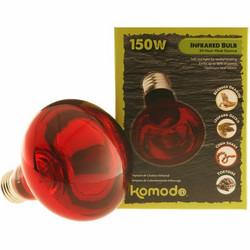 Komodo Infrapunalamppu ES 150W