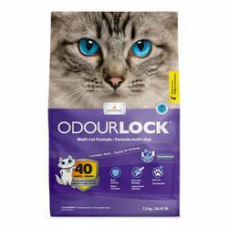 Odourlock kissanhiekka laventeli 12kg