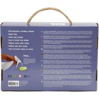 Silk Clay® Set -silkkimassasetti, värilajitelma