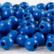 Puuhelmet, sininen, 20g/pkk