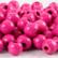 Puuhelmet, pinkki, 20g/pkk