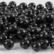 Puuhelmet, musta, 15g/pkk