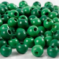 Puuhelmet, vihreä, 15g/pkk