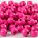 Puuhelmet, pinkki, 15g/pkk
