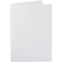Korttipohja, 220g, valkoinen, 10kpl/pkk
