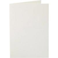 Korttipohja, 220g, luonnonvalkonen, 10kpl/pkk