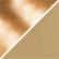 Nahkapaperi, 350g, kulta rosa, 1m/1rll