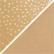 Nahkapaperi, 350g, vaaleanruskea, kulta, 1m/1rll
