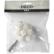Muovikäpy, valkoinen, 12kpl/pkk