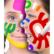 Playcolor-kasvovärikynät, värilajitelma, 6x5g/pkk