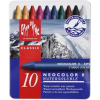 Caran d'Ache Neocolor II, värilajitelma, 10kpl/pkk