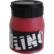 Linoväri, punainen, 250ml