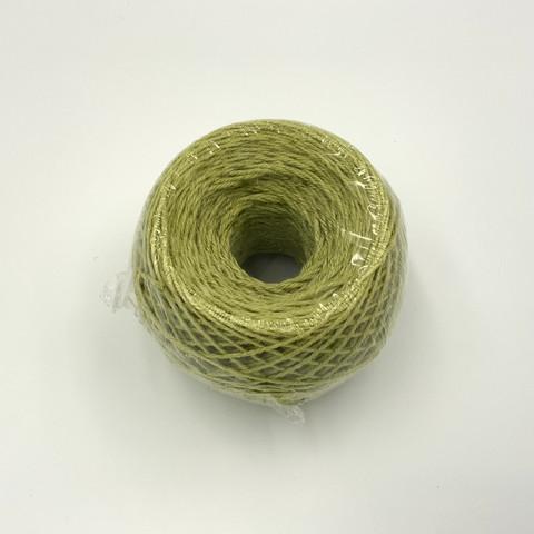 Veera-pellavalankakerä Lime