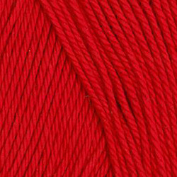 Pirkka-puuvilla Punainen