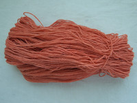 Natural dyed 2-ply Finnsheep woolen yarn