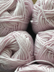 Pirkka Cottonyarn Light Rosa