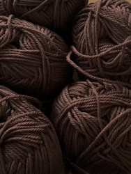 Pirkka Cottonyarn Brown