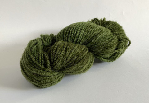 Aran weight Sockyarn Spruce Forest
