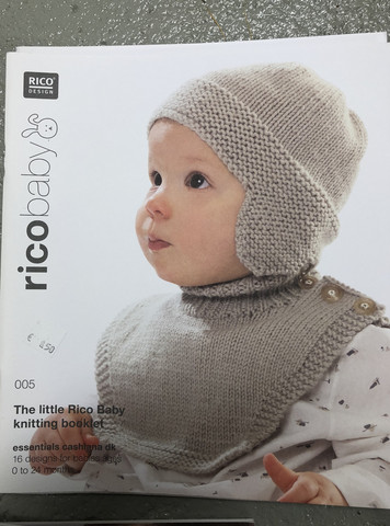 ricobaby knitting booklet 005