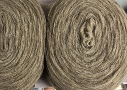 Finnsheep roving yarn