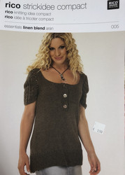 Rico knitting idea compact Tunic