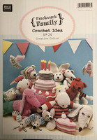 Only 2 left! Rico Patchwork Family Crochet idea no24