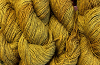 1-ply Finnsheep woolen yarn Grain