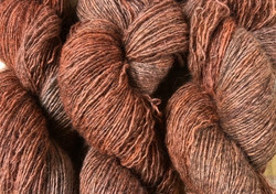Lace Finnsheep woolen yarn