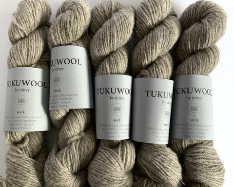Tukuwool Sock Runo