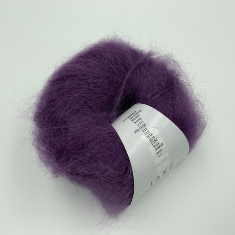 Lang Mohair Luxe Violetti