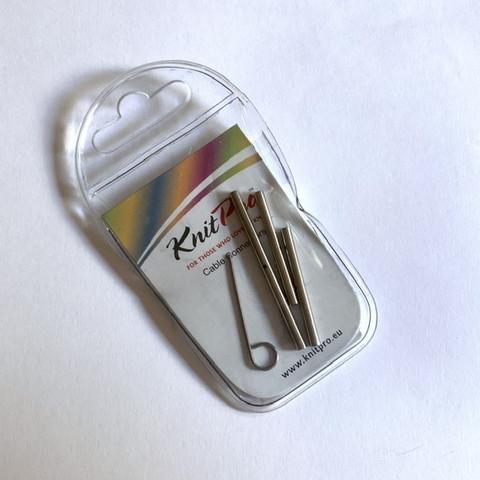 Knit Pro kaapelin liittimet