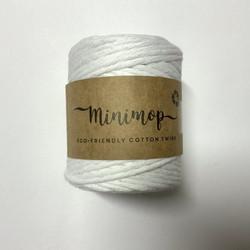 Minimop pikkurulla Valkoinen