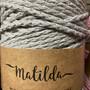Matilda punoskude Vaalea Harmaa