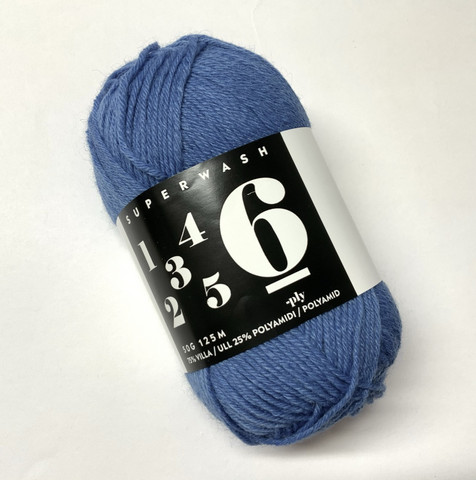 6-ply Imperial Blue