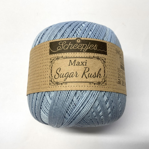 Scheepjes Maxi Sugar Rush Bluebell