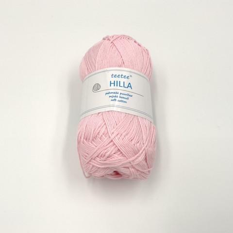 Teetee Hilla Vaaleanpunainen