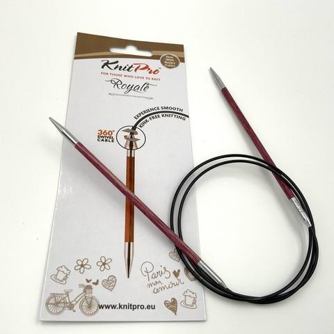 Knit Pro Royale pyöröpuikot